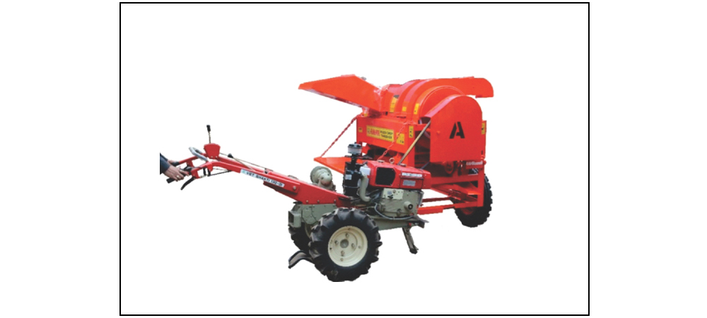 Axial Flow Thresher