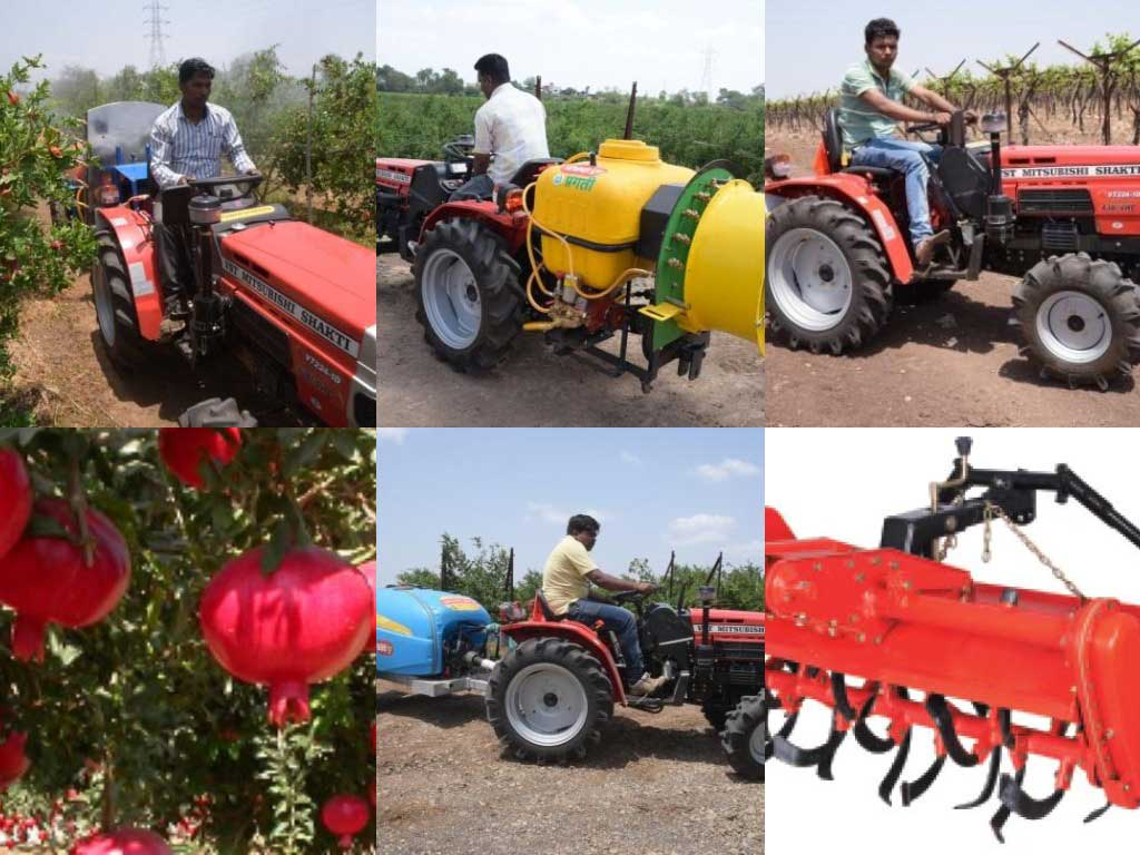 The package will cover the complete process, agricultural implements  required, key benefits of using VST Shakti tractors for cultivation ...