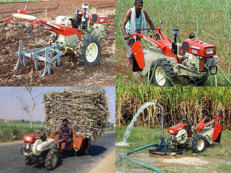 Sugar Cane Tractor and Tiller Solutions