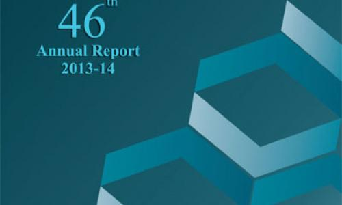 VST Annual Report 2013-2014