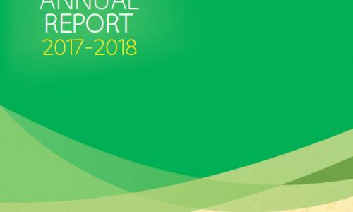 VST Annual Report 2017 - 2018