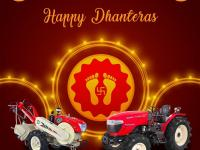 Happy and prosperous Dhanteras