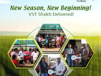 VST Shakti kick-started the Uttarayan season on a positive note