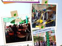 Agriculture expo conducted by Punjab Agriculture University