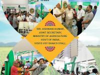 Glimpse from the Agri Intex 2019 trade fair