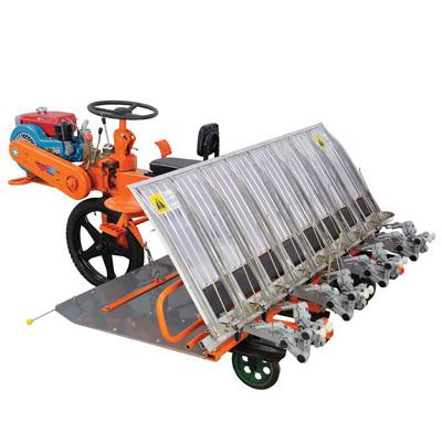 VST Yanji Shakti 8 Row Paddy Transplanter