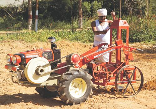 Attachments for Tillers and Tractors  V S T Tillers Tractors
