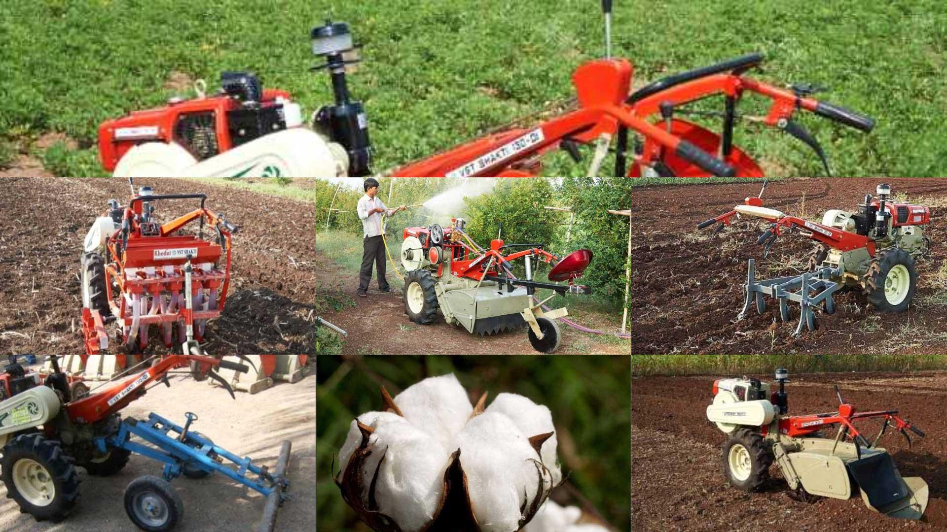 Power Tillers And Tractors V S T Tillers Tractors Ltd
