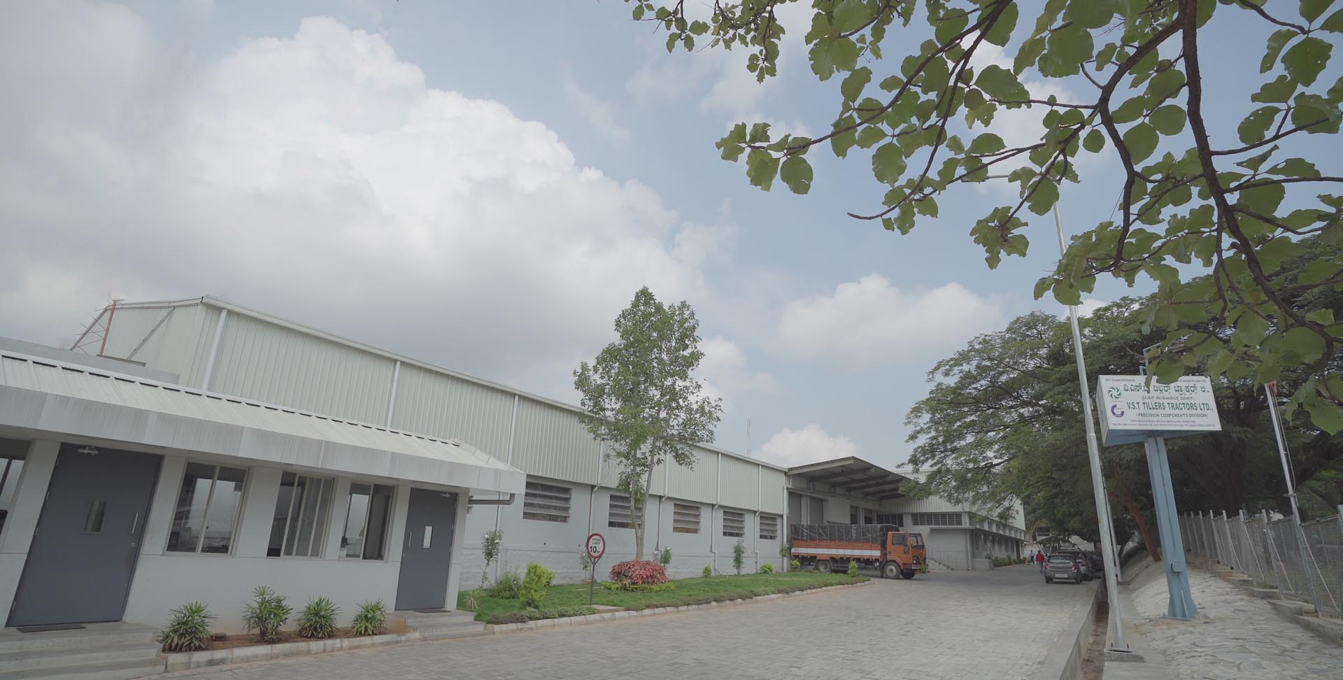 Component Manufacturing Unit at Mysore