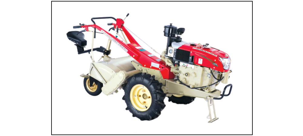 VST Shakti 165 DI Power Plus - Power Tiller