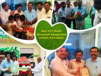 VST Shakti showroom was inaugurated by the Director of Agriculture, Govt of Karnataka, at Kolar