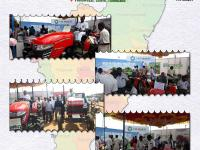 VST Shakti participated in Agri Mela exhibition held at Thalaivasal, Salem in Tamil Nadu.